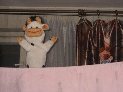 сценарий дня рождения 3 года кукольный спектакль