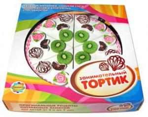 развивающая игрушка тортик