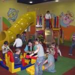 игровая комната в мега химки