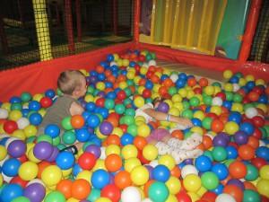 шариковый бассейн
